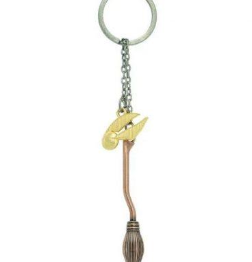 porte-clé nimbus et vif d'or