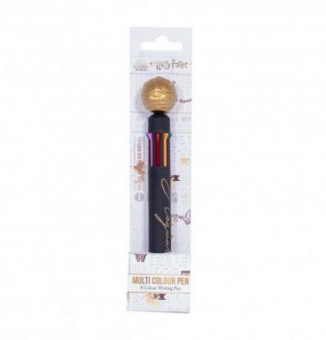 stylo multicolores poudlard