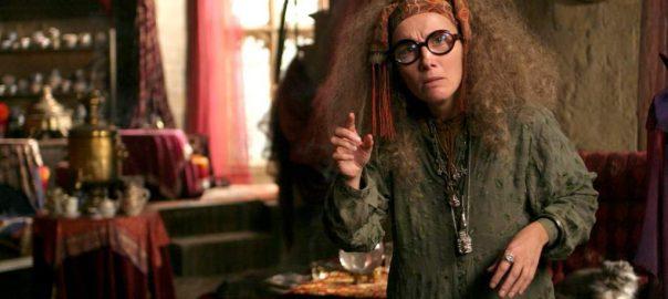 sybille trelawney : prophéties dans la saga Harry Potter