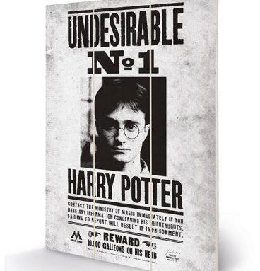 Cadre Indésirable Harry