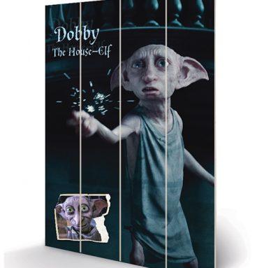 Cadre effet bois - Dobby