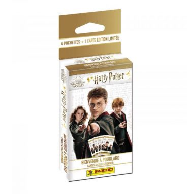 Pochettes cartes panini - Harry Potter