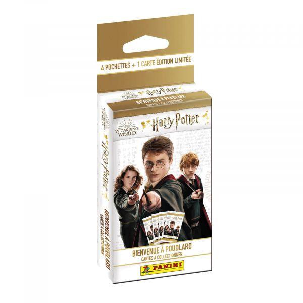 Pochettes cartes panini - Harry Potter