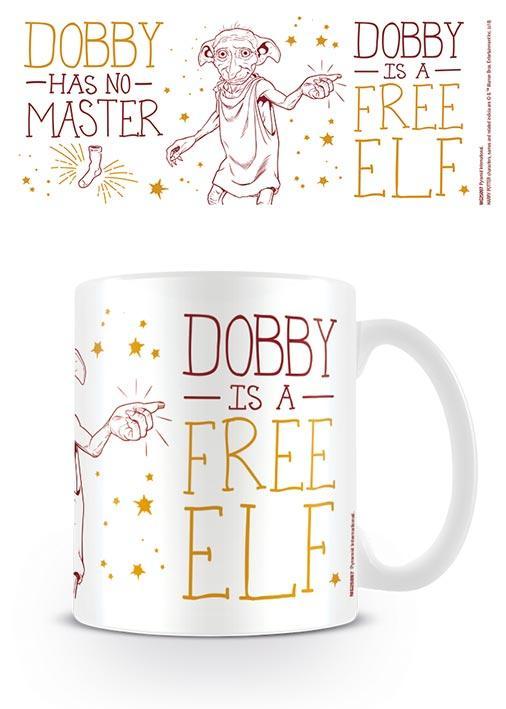 Mug Dobby Elfe Libre