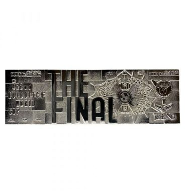 Réplique édition limitée Ticket de la coupe du monde de Quidditch