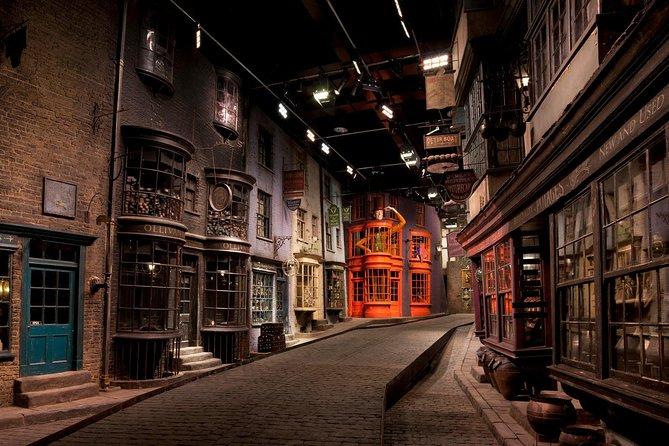 Chemin de Traverse Studios Harry Potter
