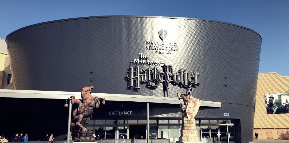 Entrée Studios Harry Potter