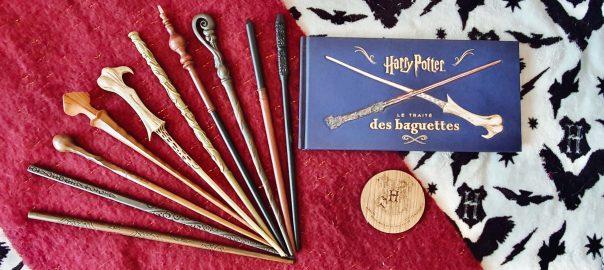 Baguettes Harry Potter