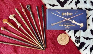 Quelle baguette magique de la saga Harry Potter vous convient le mieux ?
