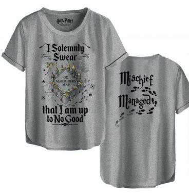 T-Shirt Carte du Maraudeur