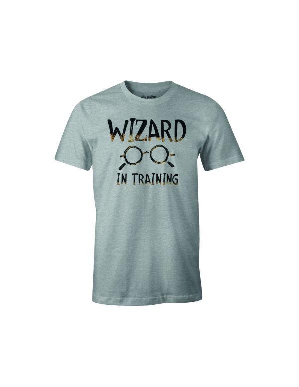 T-Shirt Wizard in training