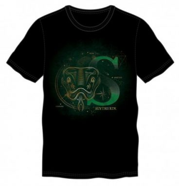 T shirt Serpentard Phosphorescent