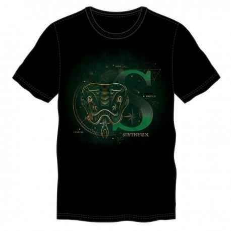 T shirt Serpentard Phosphorescent