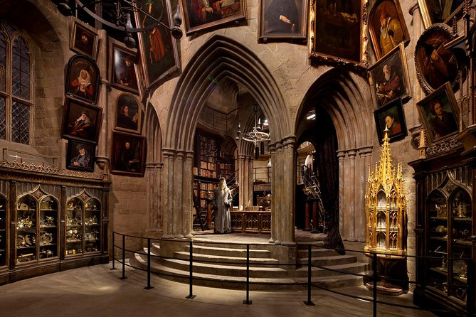 Bureau Dumbledore - Studios Harry Potter