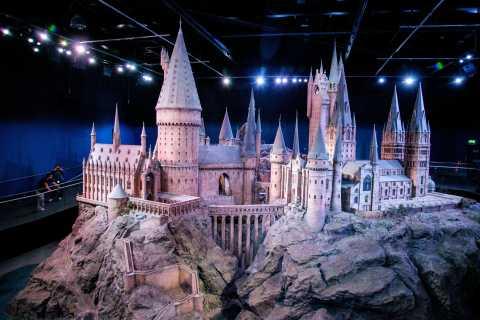 Chateau de Poudlard - Studios Harry Potter