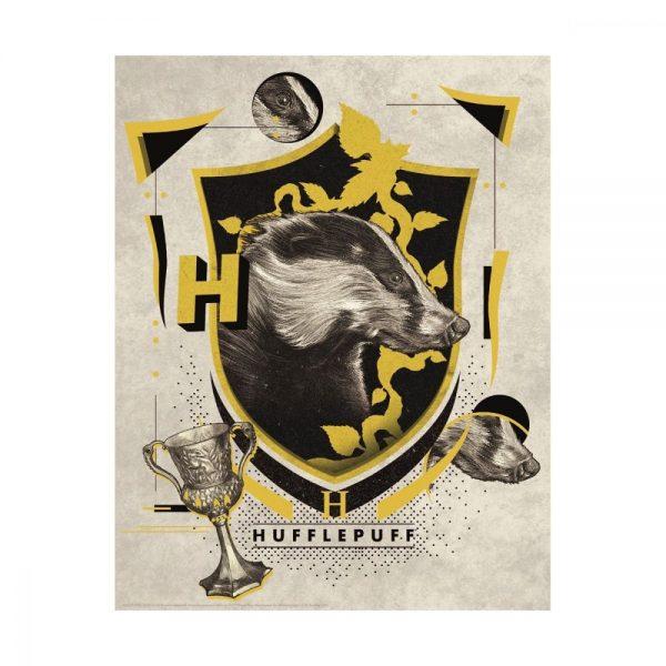 Affiche Pousouffle 36x28