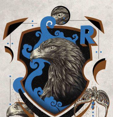 Affiche Serdaigle 36x28