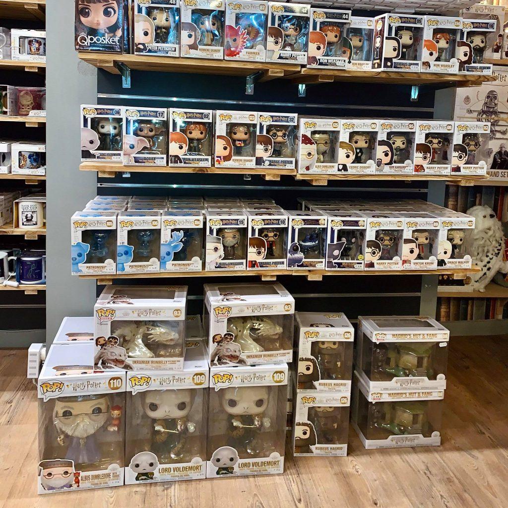Rayon des figurines POP à Rennes