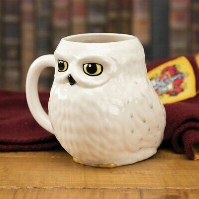 Maxi Mug Hedwige avec Cuillère et Couvercle