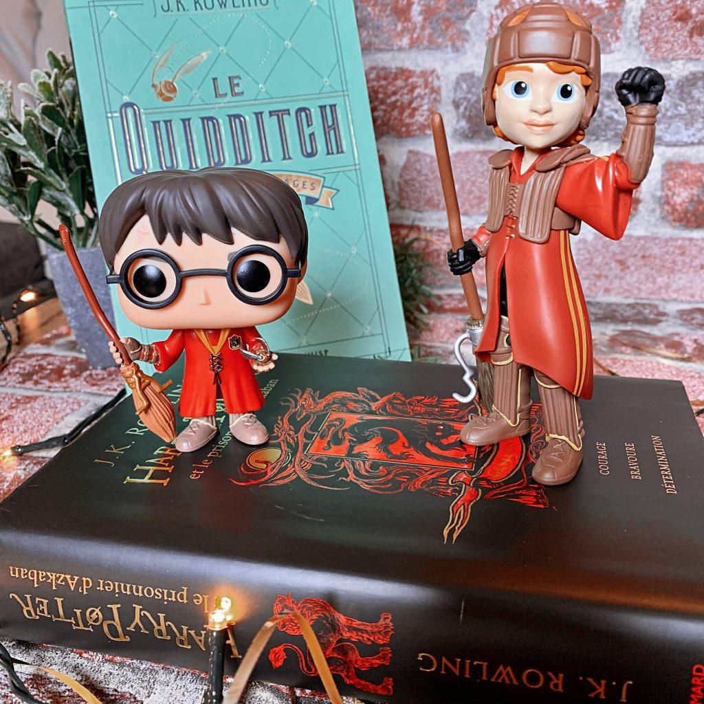 goodies officiels quidditch harry potter
