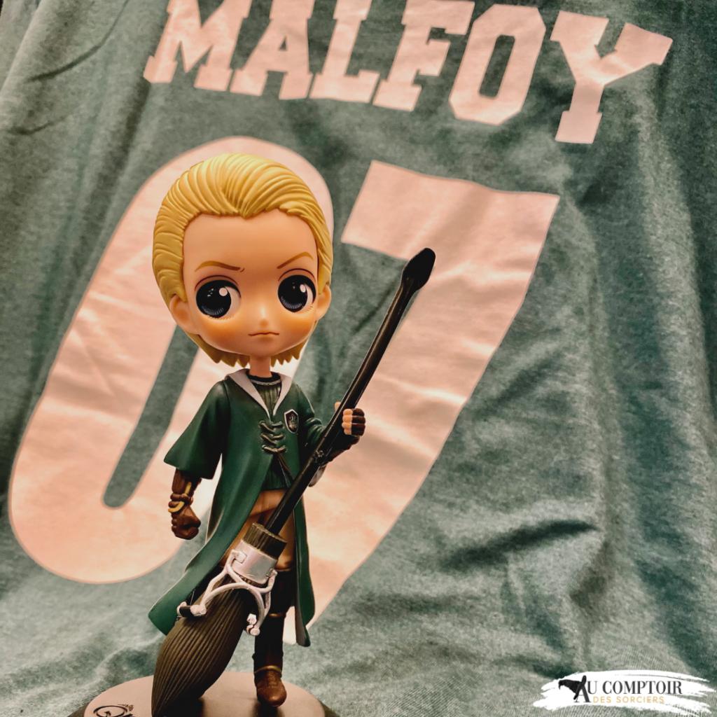 goodies officiels quidditch drago malefoy harry potter