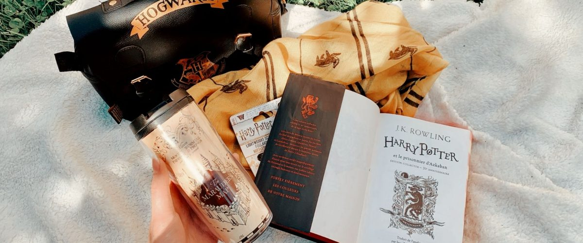 Porduits officiels Harry Potter pour le Printemps