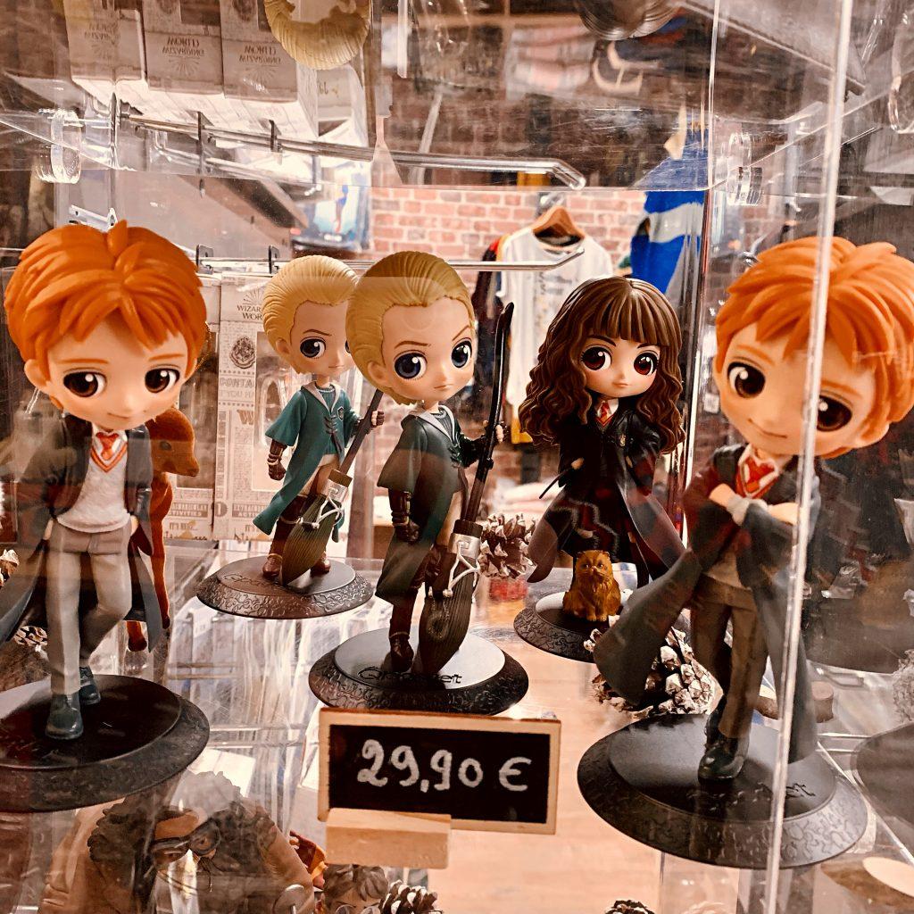 Figurines Posket Q Harry Potter