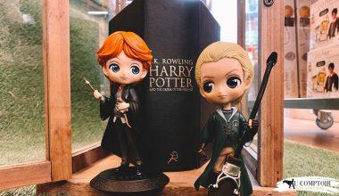 La Saga Harry Potter : goodies officiels de la Coupe de Quidditch des 4 maisons !