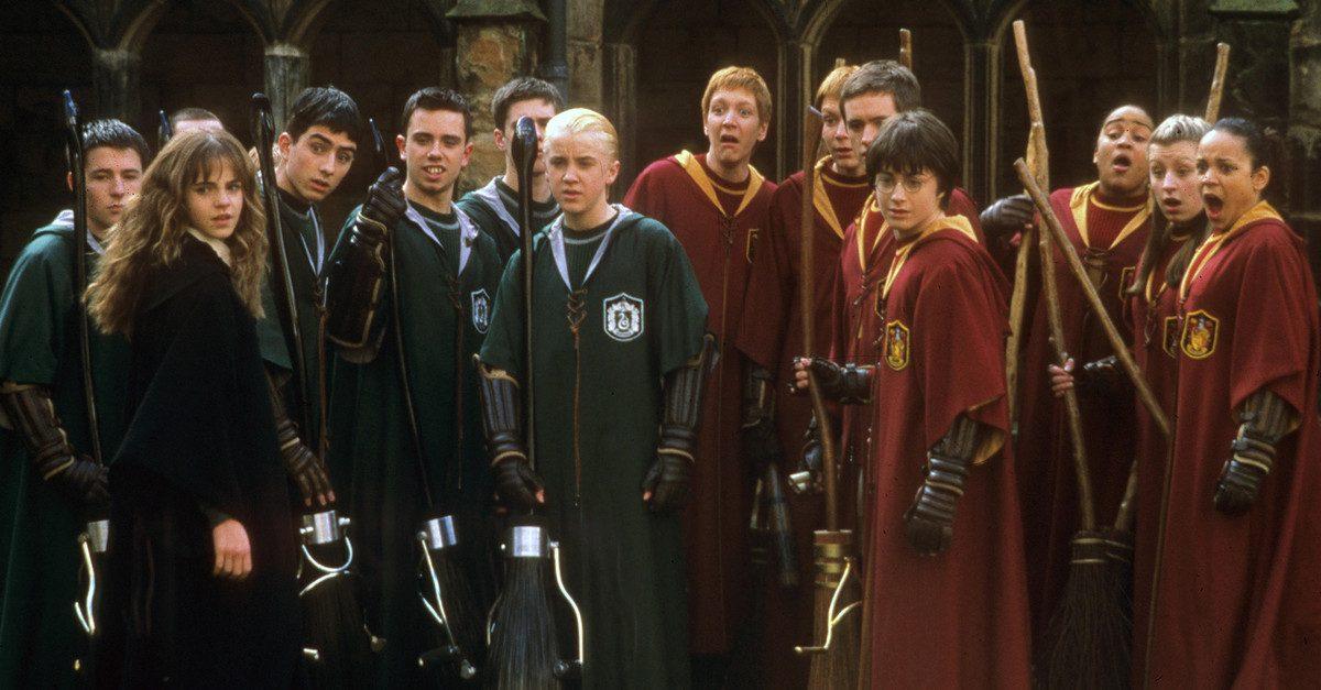 goodies officiels harry potter quidditch
