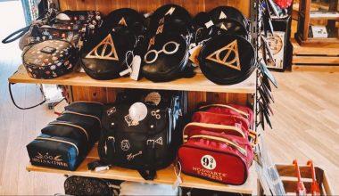 Tous nos sacs et maroquinerie Harry Potter pour un été magique!
