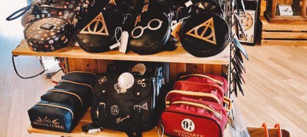 sacs Harry Potter boutique Hillion