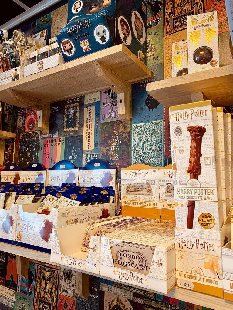 Boutique Harry Potter Saint Brieuc Bretagne
