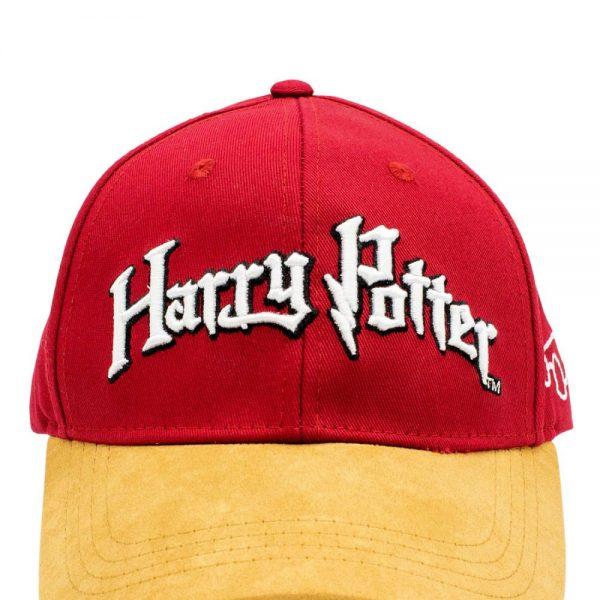 Casquette Rouge Harry Potter