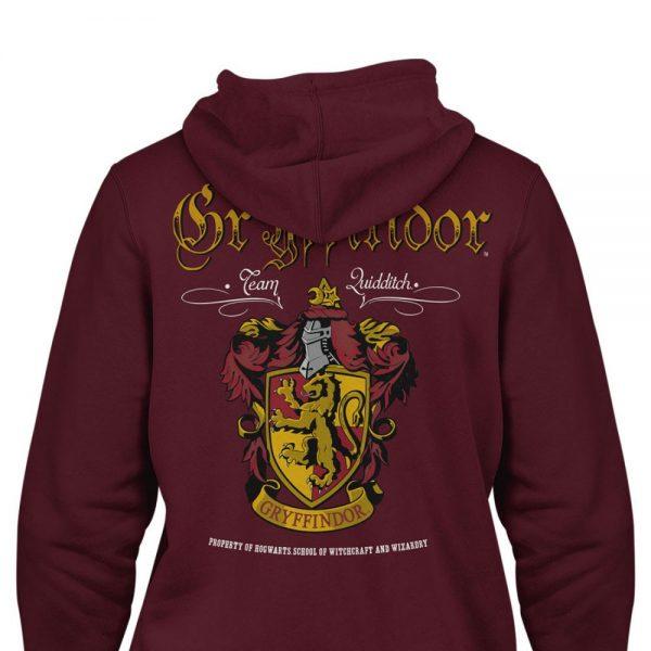 Sweatshirt Gryffondor Gothic