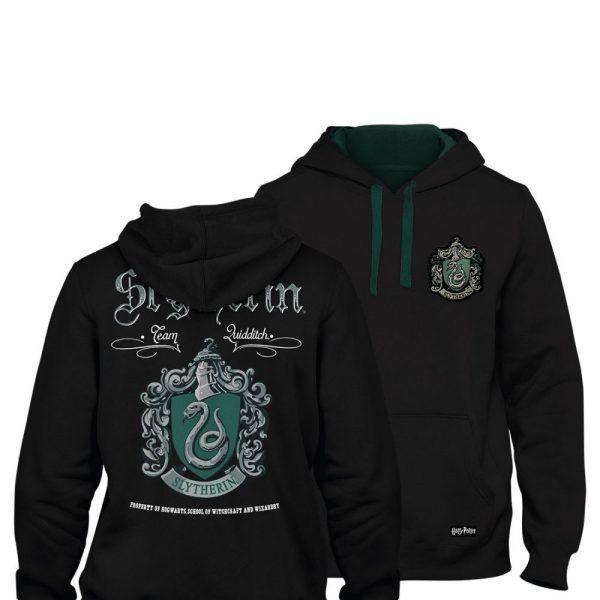 Sweatshirt Serpentard Gothic