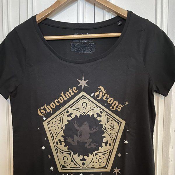 T-Shirt chocogrenouille