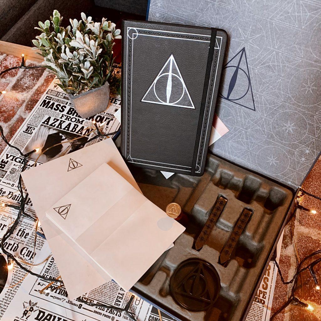 Boîte à lettres Harry Potter papeterie