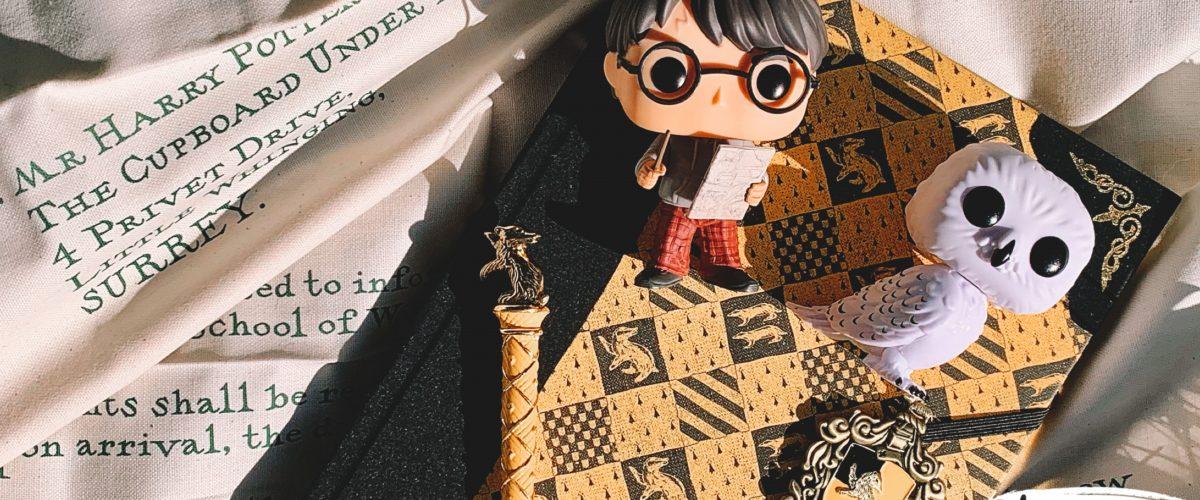 Bon anniversaire Harry Potter