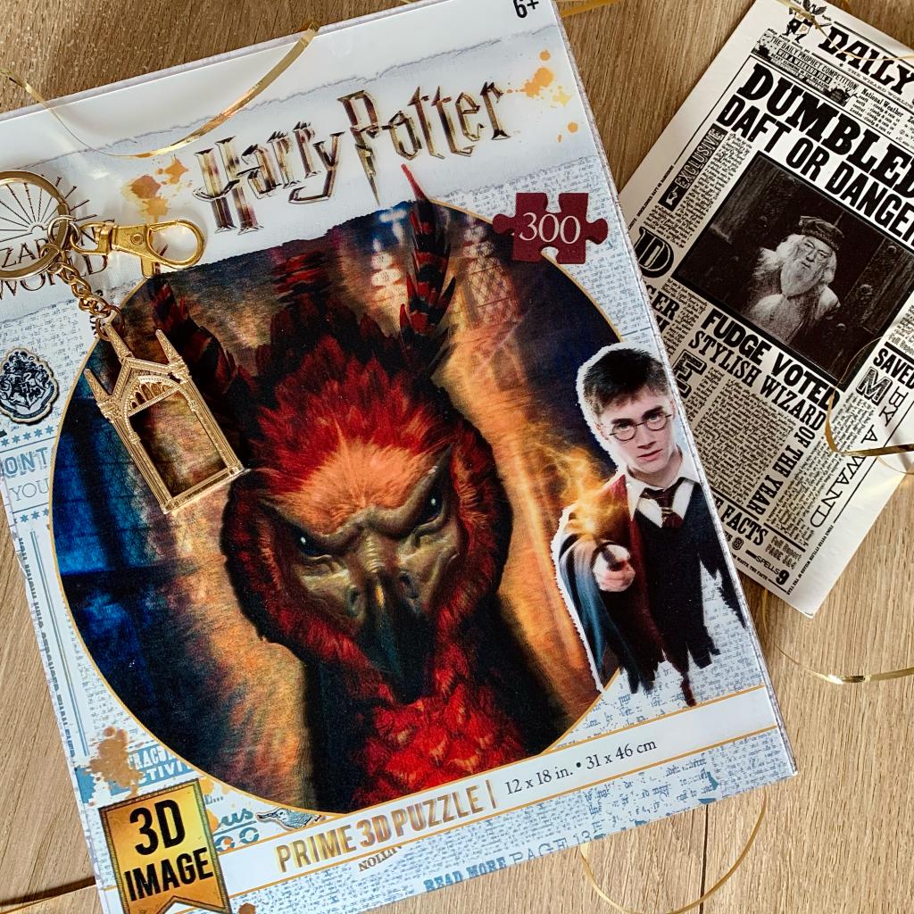 Produits dérivés Albus Dumbledore dans Harry Potter
