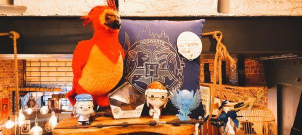 Albus Dumbledore et ses produits dérivés