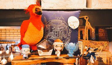 « Vie et produits dérivés d'Albus Dumbledore », Directeur de Poudlard