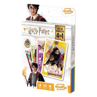 jeu des 7 familles Harry Potter