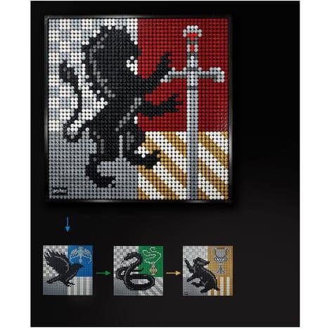 Lego - Les blasons de Poudlard