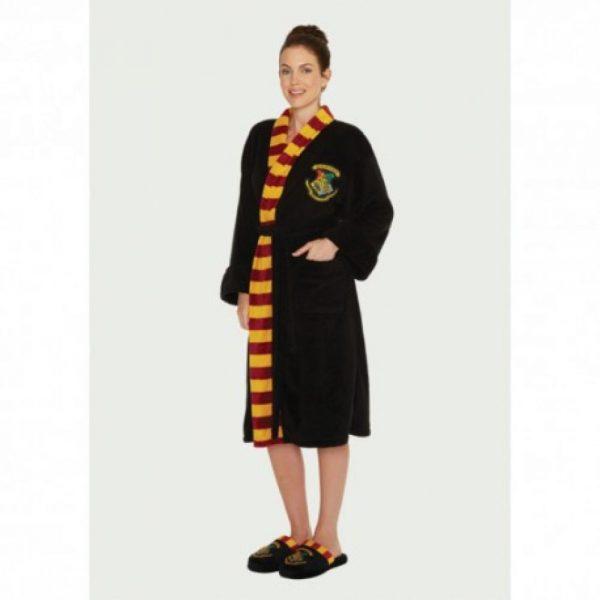 Peignoir Femme Harry Potter Maisons Poudlard Déclinaisons - POUDLARD