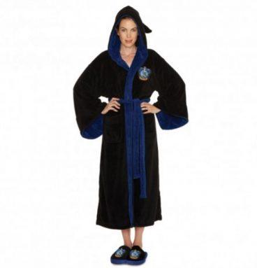 Peignoir Femme Harry Potter Maisons Poudlard Déclinaisons - SERDAIGLE