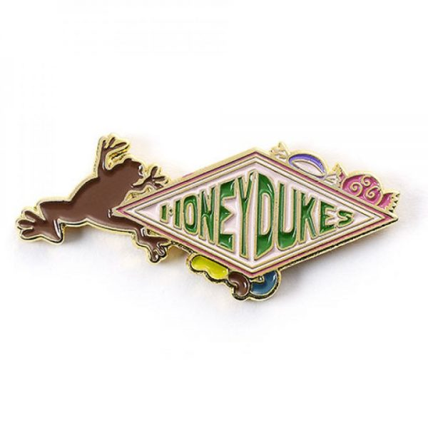 Pin's logo Honeydukes