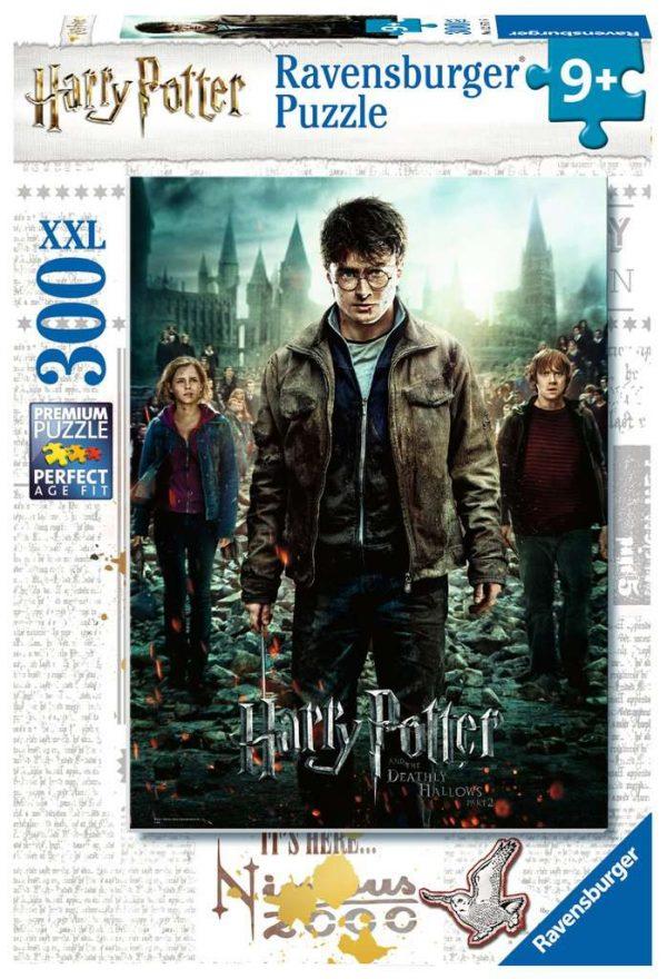 Puzzle XXL de 300 pièces Harry Potter et les Reliques de la Mort, partie 2.