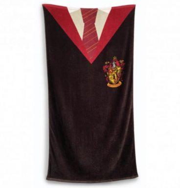 Serviette Harry Potter 150 x 75 cm Déclinaisons - Costume Gryffondor