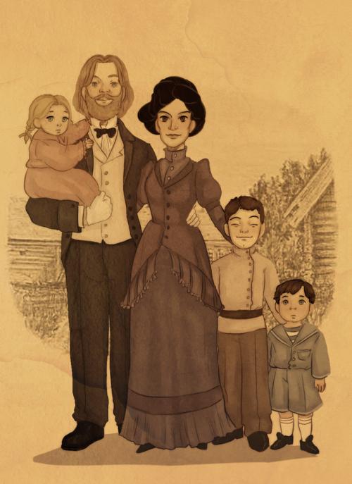 Produits dérivés - Famille Dumbledore