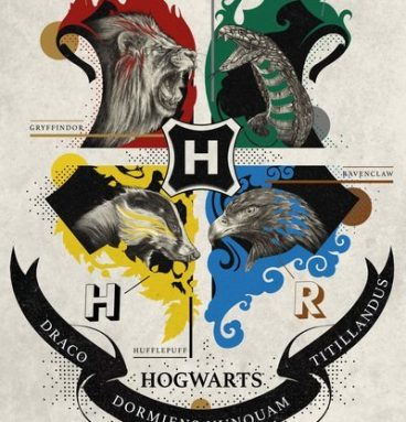 Poster crest (9,5x61)